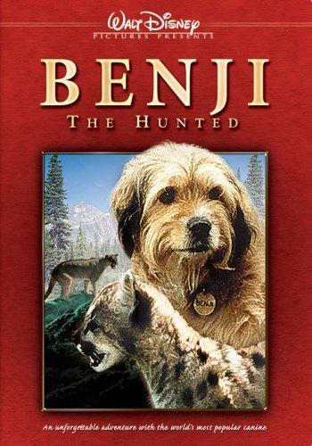 Benji the Hunted (DVD, 2006) Disney