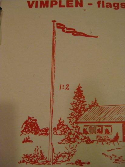 Danish All Weather Flag