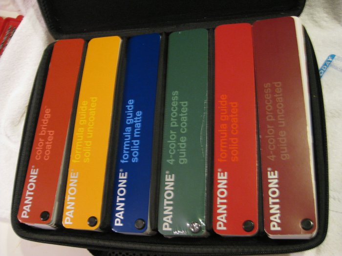 Pantone Essentials in Zippered Case