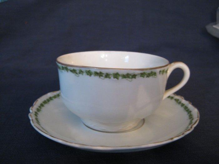 Royal Saxony Dainty Tea Cup
