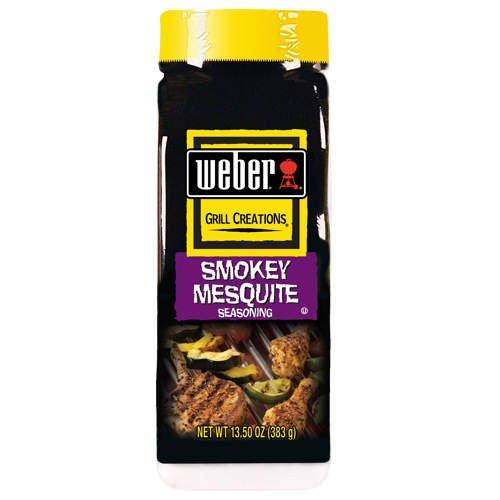 Weber Smokey Mesquite Seasoning 13.5 oz