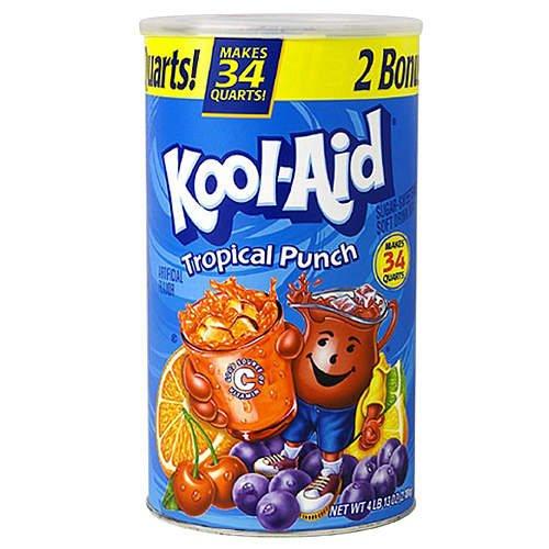 Kool-Aid Tropical Punch 34 quarts