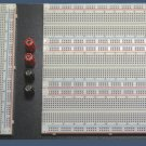 20-000-019 Proto-Board/Solderless Breadboard 3320 Tie Points w/4-Binding Posts