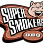 Super Smokers Texas Hot BBQ  Barbecue & Wing Sauce Super Smoker's Bar-B-Que