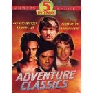 Adventure Classics-5 DVD Set CCE-5551 AAW2