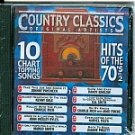 Country Classics-1977, 78, 79-Feat Johnny Paycheck SDE-1080 SDC18