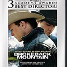 Brokeback Mountain-Widescreen-Feat Heath Ledger UNIV-63152 MSR14