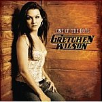 Gretchen Wilson-One of the Boys-The Girl I Am, Heaven Help Me SONY-1147 C58