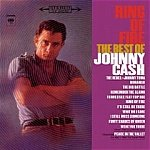 Johnny Cash-The Best of-Ring of Fire, What Do I Care SONY-1132 C60
