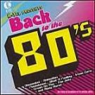 Back To The 80's-Feat Irene Cara, The Jets, Animotion KTEL-9695 RPO6
