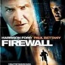 Firewall-Widescreen-Feat Harrison Ford, Paul Bettany WB-81495 MSR26