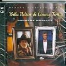Willie Nelson & Conway Twitty-Country Royalty- 2 CD Set- RDRS-1047 C86