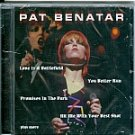 Pat Benatar-Feat Love Is A Battlefield, Hit Me With Your Best Shot PLAT-9666 RP67