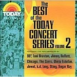 The Best of The Today Show Concert Series-Volume 2-Feat Jimmy Buffett -  NBC-9850 RP95