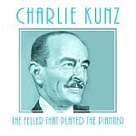 Charlie Kunz-Feller That Played The Pianner-Red Sails In The Sunset - HALL-70568 EL10