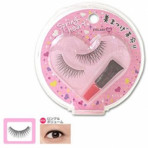 KOJI SPRING HEART False Eyelashes #4