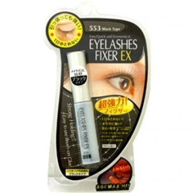 D-UP False Eyelashes Glue Fixer EX 553 (Black Type)