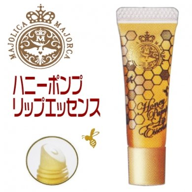 Shiseido Majolica Honey Pump Lip Essence