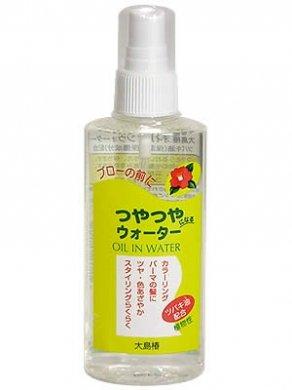 OSHIMA TSUBAKI CAMELLIA Hair Water Spray