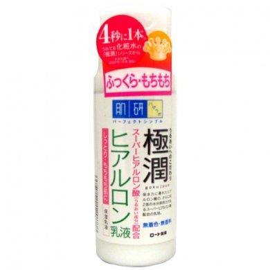 Rohto HADALABO Gokujyun Hyaluronic Milk Lotion