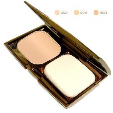 Kanebo Lunasol Skin Fusing Powder Foundation Set with Case OC01
