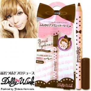 Dolly Wink Pencil Eyeliner (Brown)