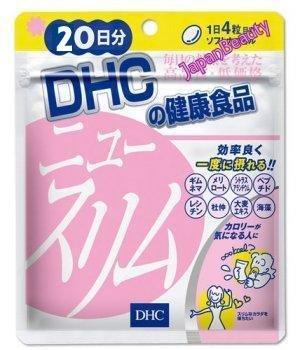 DHC New Slim Diet Supplement