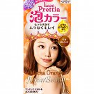 Kao Prettia Soft Bubble Hair Color Mocha Orange