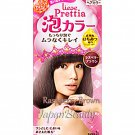 Kao Prettia Soft Bubble Hair Color Raspberry Brown