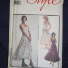 Style Pattern 1558 Size 14 uncut out of print FREE US SHIPPING