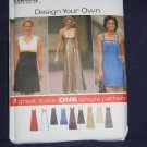 Simplicity pattern number 7510 size 16/18/20 uncut out of print FREE US SHIPPING