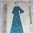 VTG Polynesian/Hawaiian dress pattern uncut out of print size 12 FREE US SHIPPING