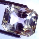 6.60 Ct Unheated Untreated Natural Ceylon White Sapphire Gems