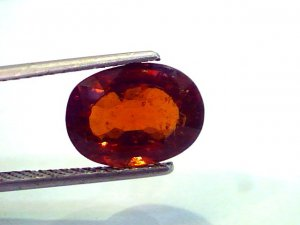 5.40 Ct Premium Grade Untreated Natural Ceylon Hessonite/Gomedh