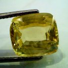 Huge 11.17 Ct Unheated Untreated Natural Ceylon Yellow Sapphire