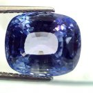 Huge 14.97 Ct Untreated Natural Ceylon Blue Sapphire AAA Neelam GII Certified