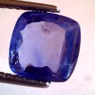 4.59 Ct Unheated Untreated Natural Ceylon Blue Sapphire Neelam
