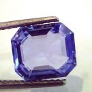 5.75 Ct Unheated Untreted Certified Natural Ceylon Blue Sapphire
