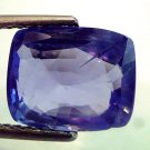 6.1 Ct Unheated Untreated Natural Ceylon Blue Sapphire/Neelam