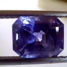 5.23 Ct Unheat Untreat Natural Ceylon Premium Blue Sapphire