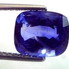 5.22 Ct IGI Certified Top Colour Untreated Natural Ceylon Blue Sapphire AAA++