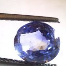 3.14 Ct IGL Certified Untreated Unheated Natural Ceylon Blue Sapphire