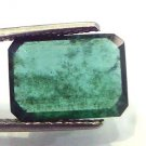 5.02 Ct Unheated Untreated Natural Zambian Emerald AAA