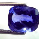 5.22 Ct Top Colour IGI Certified Natural Ceylon Blue Sapphire AA