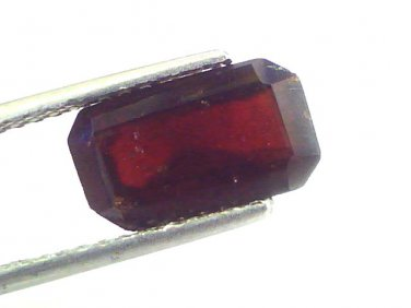 4.11 Ct Untreated Natural Ceylon Gomedh/Hessonite Gemstones