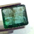 5.36 Ct Untreated Natural Zambian Emerald Gemstone Panna stone