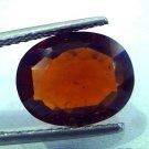 5.68 Ct Untreated Natural Ceyloni Gomedh/Hessonite Gemstone