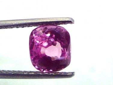 2.84 Ct Unheated Untreated Natural Madagaskar Pinkish Ruby