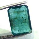 5.50 Ct Unheated Untreated Natural Zambian Emerald Panna Gems