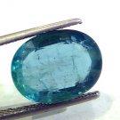 5.48 Ct Unheated Untreated Natural Zambian Emerald Panna Gems